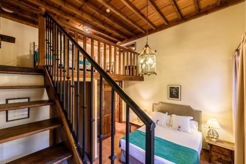 Habitación Familiar (2 adultos + 2 niños) Palacio de Santa Inés 2