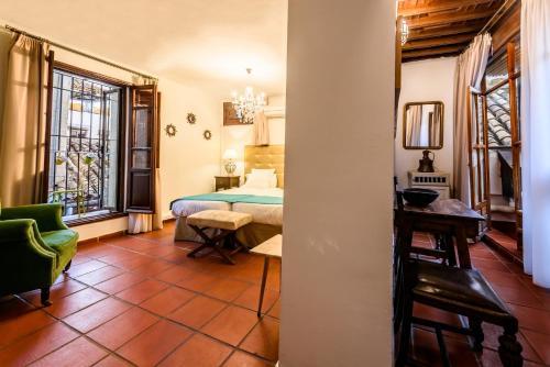 Habitación Doble - 1 o 2 camas Palacio de Santa Inés 1