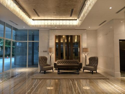New Luxury Studio in Menteng Park Apartment