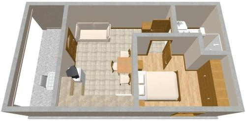 Apartment Presika 2370b