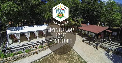 Adventur Camp Resort Monti Ernici