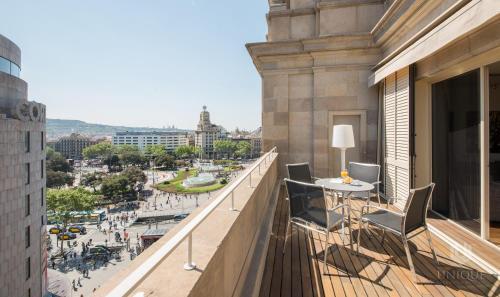 Unique Rentals - Placa Catalunya luxury apartments Kuva 7