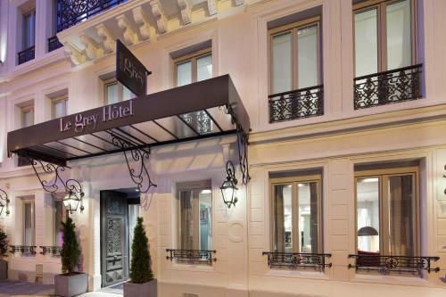 le grey hotel h tel 12 rue de parme 75009 paris