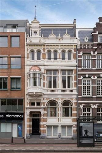 اكتشف BOUTIQUE SUITE Weteringschans