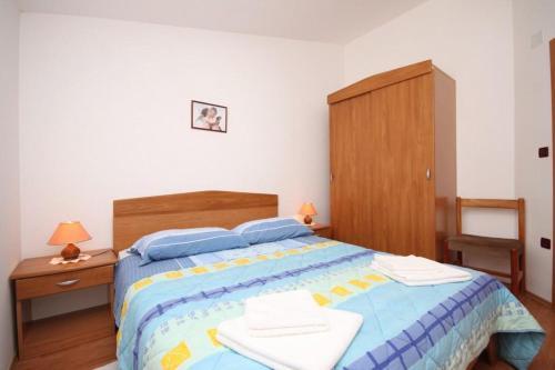 Apartment Umag 7666b