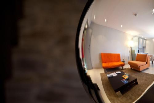 Suite Dúplex Posada Real La Pascasia 3