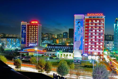 Bayangol Hotel, Ulaanbaatar