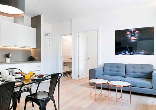 Standard Apartment Hotel Murmuri Barcelona 1
