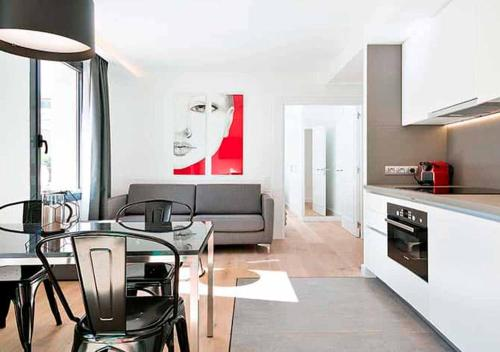 Apartment with Terrace Hotel Murmuri Barcelona 2