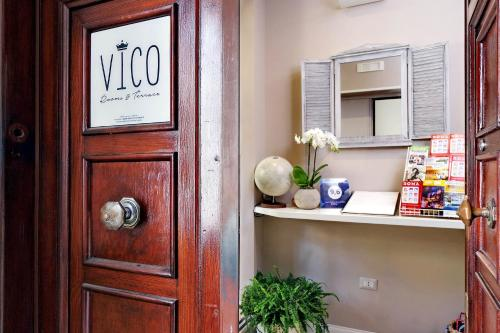 Vico Rooms and Terrace, Rzym