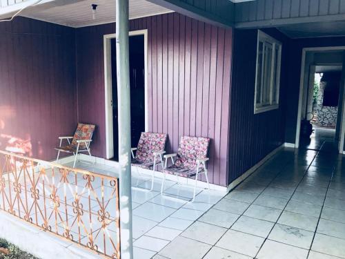 Casa para Temporada de Verão