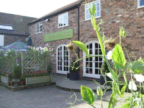Oswalds Restaurant With Rooms,Thirsk