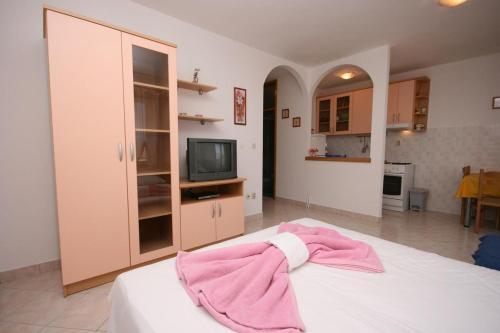 Apartment Arbanija 4646c