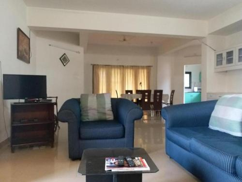 3 BHK Furnished Apartment at Banjara Hills