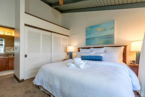 Wailea Ekolu 502 - Two Bedroom Condo, Wailea