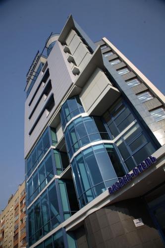 Stay at Hotel Nikol