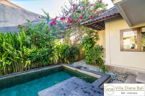 Deluxe Double or Twin Room in Shared Villa