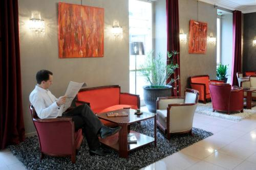Best western poitiers centre le grand h tel h tel 28 for Hotel design poitiers