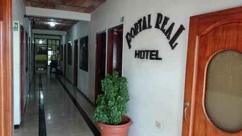 Hotel Portal Real