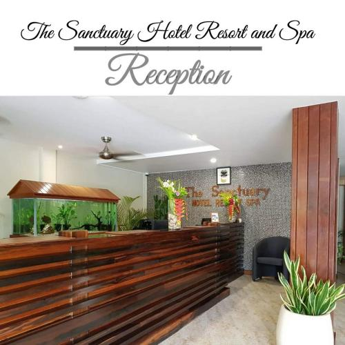 Hotel The Sanctuary Hotel Resort And Spa