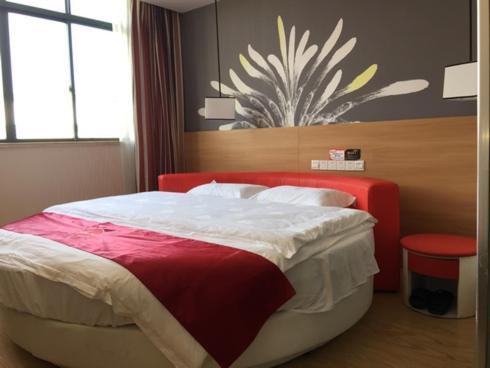 Thank Inn Chain Hotel Yexie Town Yexin Highway, Миньхан