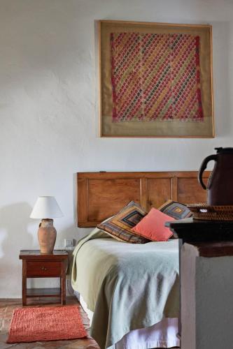 Habitación Doble Deluxe Hacienda de San Rafael 7