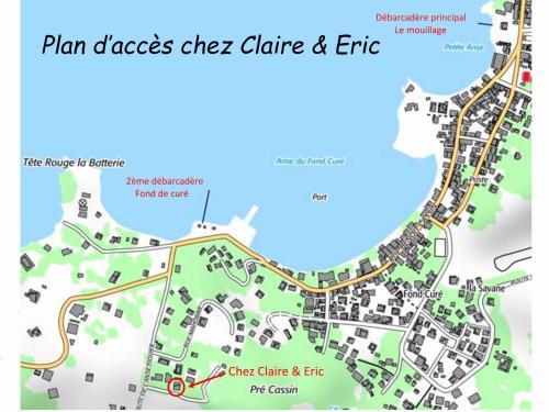 Chez Claire & Eric, Terre-de-Haut