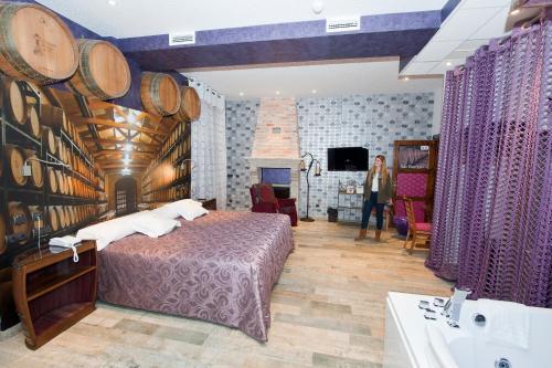 Suite Junior - Uso individual Hotel el Lagar de Isilla 1
