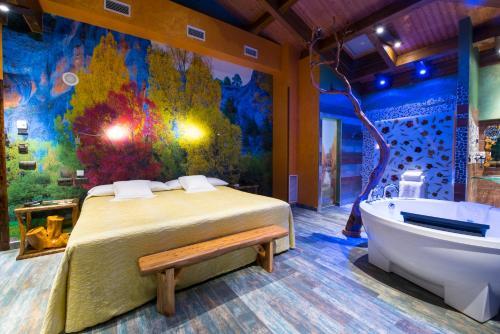 Suite Junior - Uso individual Hotel el Lagar de Isilla 2