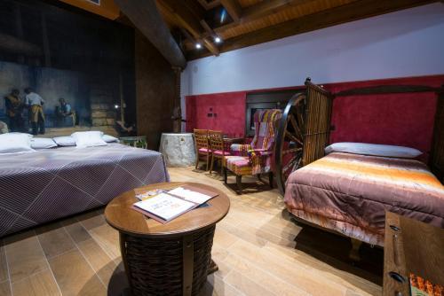 Suite Junior - Uso individual Hotel el Lagar de Isilla 3
