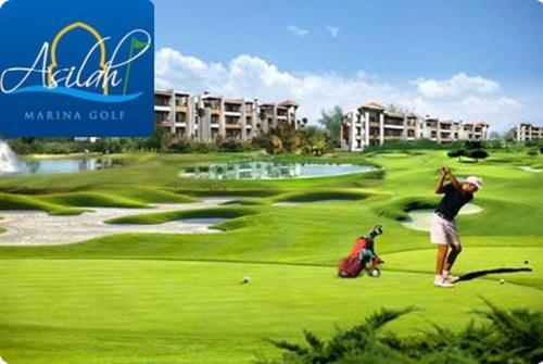 Appart Asilah Marina Golf, Asilah