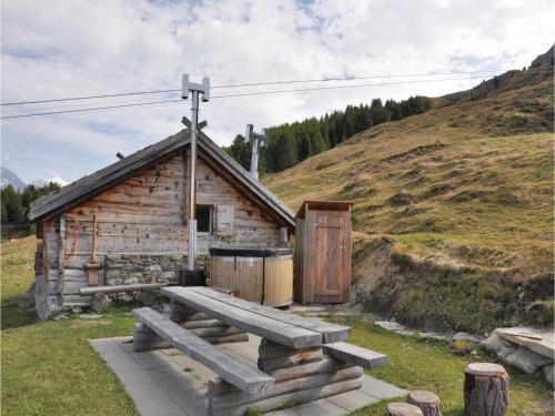 Pro Jacks Alphütte, Bürchen