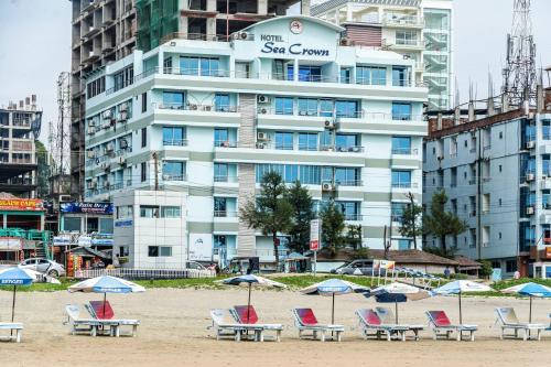 Hotel Sea Crown, Cox's Bazar