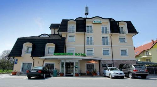 Отель Grandvid Hotel 4 звезды Словения