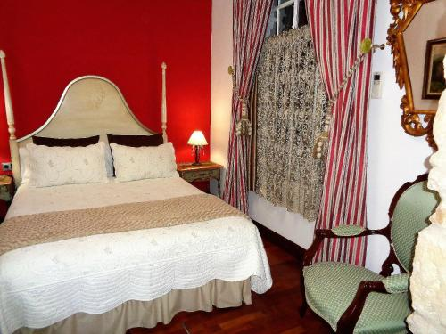 Charm Double Room Hotel Boutique Nueve Leyendas 3