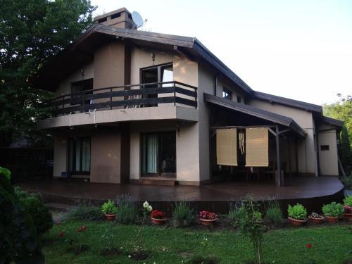 Pensiunea Bamboo - Villa, Breaza