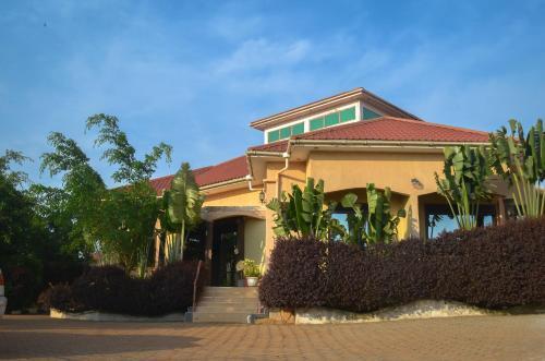 Comrades Hotel, Entebbe