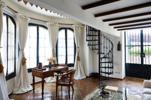 Habitación Doble Deluxe Hacienda de San Rafael 4