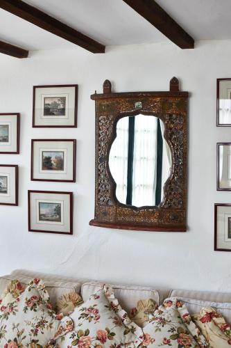 Habitación Doble Deluxe Hacienda de San Rafael 2
