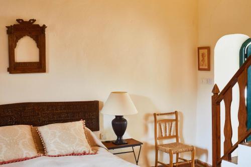Habitación Doble Deluxe Hacienda de San Rafael 1
