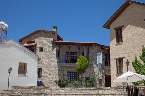 Omodos Square Mansion