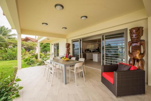 Villa Vai-Api, Bora Bora
