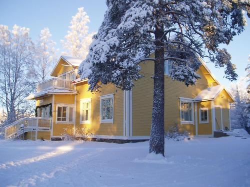 Guest House Pihlajapuu, Nurmes