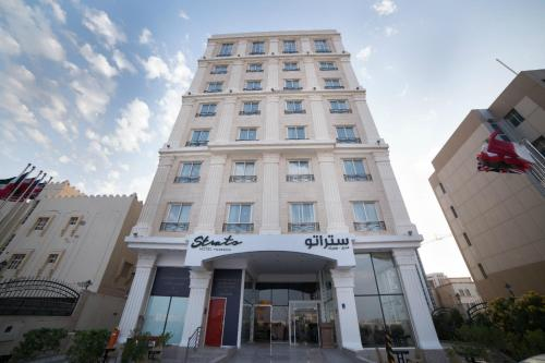 Strato Hotel By Warwick, Doha