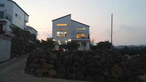 Sunrise and Cozy House, Seogwipo City