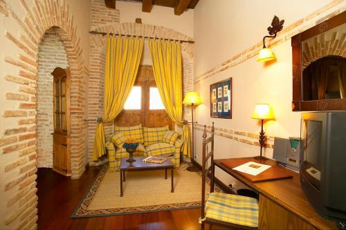 Habitación Doble - 1 o 2 camas - Uso individual Hotel Real Monasterio de San Zoilo 4