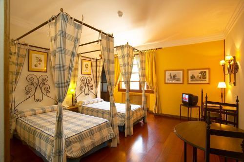 Habitación Doble - 1 o 2 camas - Uso individual Hotel Real Monasterio de San Zoilo 5