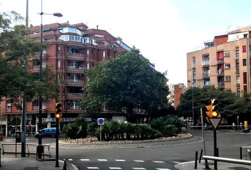 New bright apartment & terrace 1.2 Fira Barcelona