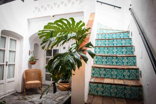 Kleines Doppelzimmer Hotel La Casa del Califa 3