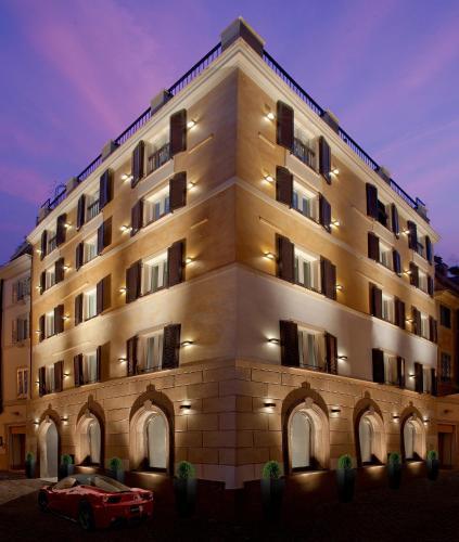 foto Hotel Mancino 12 (Roma)